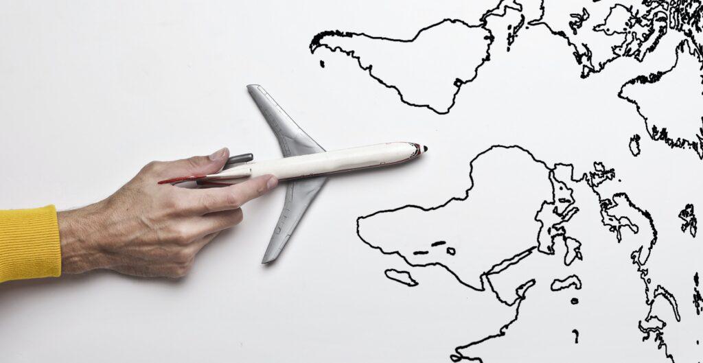 Come diventare nomadi digitali e vivere viaggiando