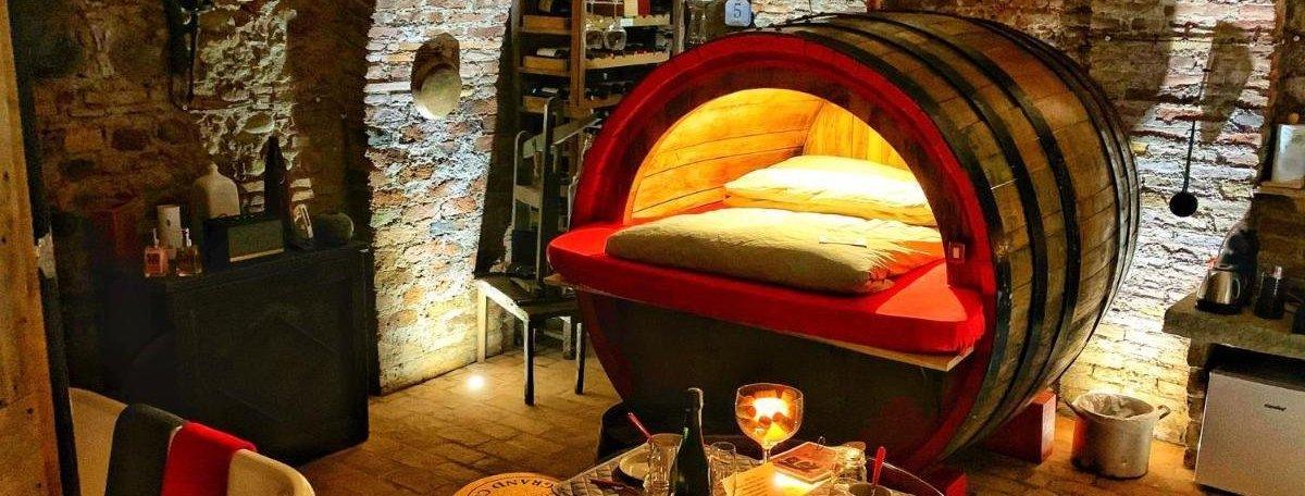 15 alloggi particolari in Italia