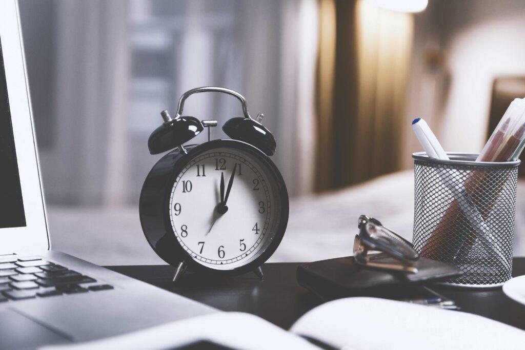 come essere più produttivi: il time management