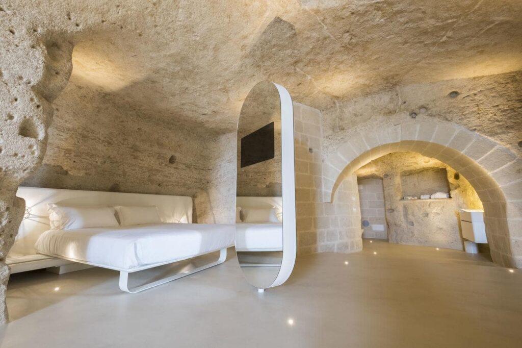 alloggi particolari: sassi di Matera, Aquatio Hotel & Spa, Basilicata