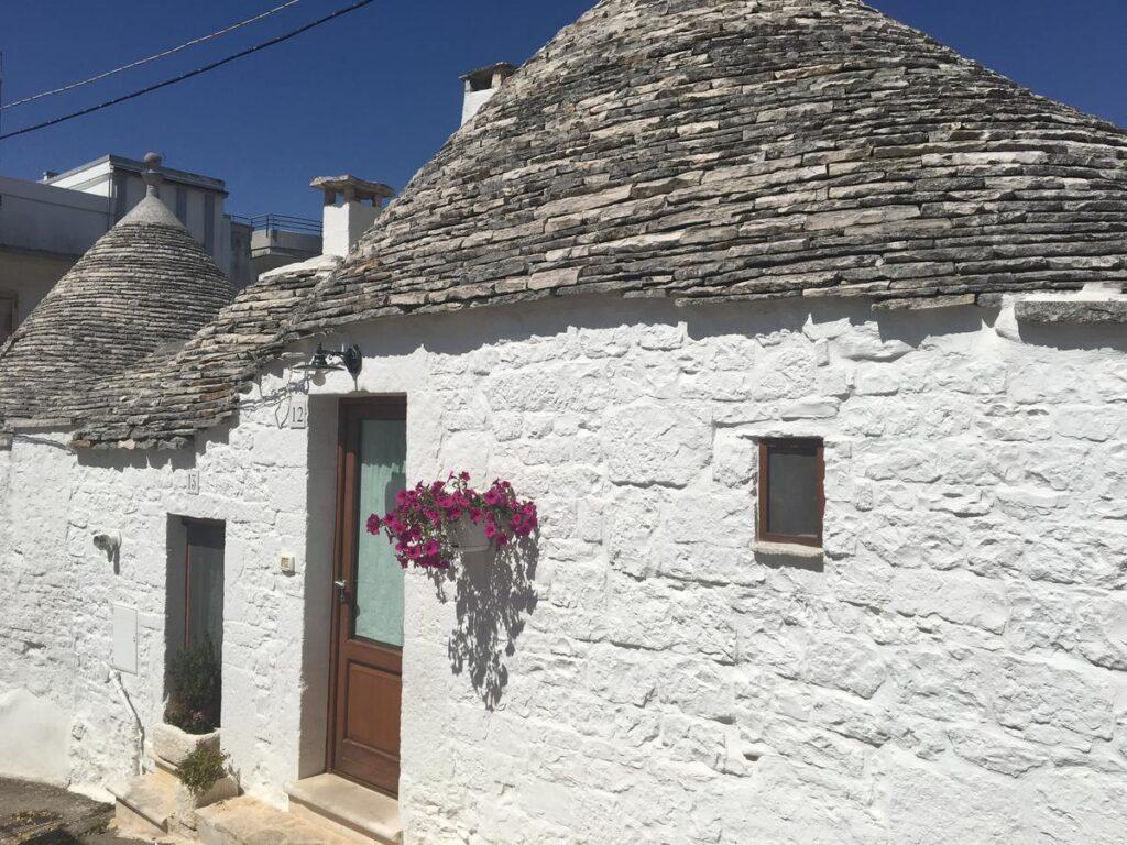 alloggi particolari: trullo dei sogni, Alberobello, Puglia